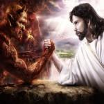 Satan contre Dieu