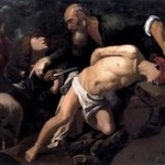 Sacrifice of_Isaac by Pedro Orrente 1616